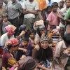بازگشت-آوارگان-روهینگیایی - آتش زدن صدها ساختمان متعلق به مسلمانان در میانمار