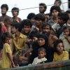 مسلمانان-میانمار-در-بنبست-آوارگی - روستاییان روهینجایی از جنایات نیروهای میانماری در عملیات پاکسازی گفتند