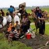 آب-سالم-و-سرپناه،-اصلیترین-نیاز-آوارگان-روهینجایی - درخواست کمک سازمان ملل و رسیدن تعداد آوارگان میانماری به ۳۰۰ هزار تن