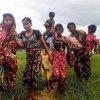 بنگلادش-مرزهایش-را-به-روی-پناهندگان-مسلمان-روهینگیا-بست - وضعیت تلخ آوارگان مسلمان روهینگیایی در مرز میانمار و بنگلادش