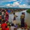 ۲۰۰-هزار-پناهجوی-روهینگیا-در-انتظار-پناهگاهی-امن-هستند - دیدار نمایندگان شورای امنیت از اردوگاه روهینگیاییها