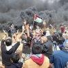 شهادت-۱۸۳-فلسطینی-در-غزه - 158 فلسطینی شهید و 17500 نفر زخمی
