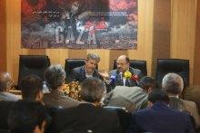 نشست تخصصی «بررسی ابعاد نقض حقوق بشر در نوار غزه» مرداد 1393 - LG_1407564231_7