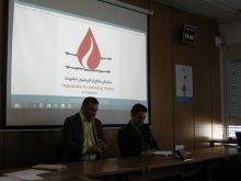 مراسم افتتاحیه دفتر نمایندگی سازمان دفاع از قربانیان خشونت در شهر ژنو - LG_1397371191_8