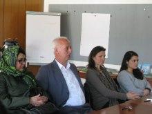 مراسم افتتاحیه دفتر نمایندگی سازمان دفاع از قربانیان خشونت در شهر ژنو - LG_1397371107_5