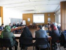 مراسم افتتاحیه دفتر نمایندگی سازمان دفاع از قربانیان خشونت در شهر ژنو - LG_1397371078_4