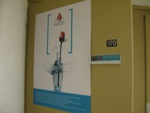 مراسم افتتاحیه دفتر نمایندگی سازمان دفاع از قربانیان خشونت در شهر ژنو - LG_1397371220_9