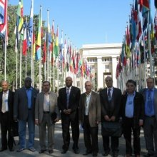 دفاع-از-قربانیان-خشونت - نشست شبکه امان در ژنو