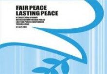 فعالیت ها - fair_peace_lasting_peace2011