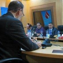 ابعاد-نقض-حقوق-بشر - نشست بررسی ابعاد نقض حقوق بشر توسط داعش در عراق برگزار شد