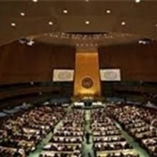 �������������� - مجمع عمومی سازمان ملل: اسرائیل باید از تسلیحات اتمی دست بکشد