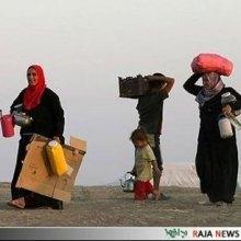 ۲-میلیون-عراقی - سازمانهای بشردوستانه: بیش از ۲ میلیون عراقی آوارهاند