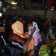 استان-راخین-میانمار - گزارش بی بی سی از کشتار مسلمانان روهینگیا