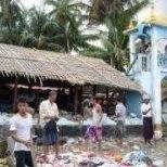 استان-راخین-میانمار - دفتر حقوق بشرسازمان ملل خواستار بررسی خشونت های میانمارشد