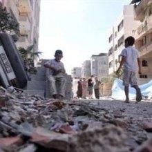 قربانیان - کودکان؛ یک چهارم قربانیان حمله اسرائیل به غزه