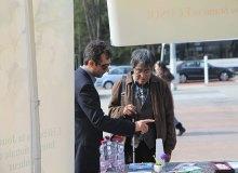 برگزاری نمایشگاه صلح دوستی ایرانیان توسط سمن های ایرانی دارای مقام مشورتی - exhibition geneva 4