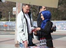 برگزاری نمایشگاه صلح دوستی ایرانیان توسط سمن های ایرانی دارای مقام مشورتی - exhibition geneva 2
