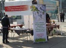 برگزاری نمایشگاه صلح دوستی ایرانیان توسط سمن های ایرانی دارای مقام مشورتی - exhibition geneva 7