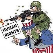 ������������������������������������ - آمریکا برخوردی دوگانه با موضوع حقوق بشر دارد