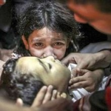 قربانیان-خشونت - بی توجهی به سرنوشت کودکان در درگیریهای مسلحانه عواقب خطرناکی در پی خواهد داشت