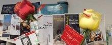 بحرین - 1200 شاخه گل رز در روز بین المللی حقوق شیعیان