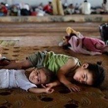 11میلیون سوری آواره شده اند - کودکان سوری