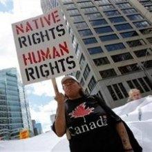 کانادا - انتقاد سازمان ملل از برخورد تبعیض آمیز کانادا با بومیان