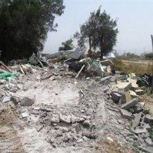 سازمان ملل: رژیم صهیونیستی تخریب خانه های فلسطینیان را متوقف کند - تخریب خانه