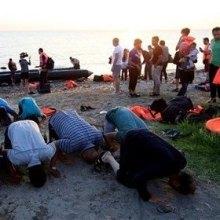 مسلمانان - مسلمان نبودن شرط پذیرفته شدن مهاجران در اروپا