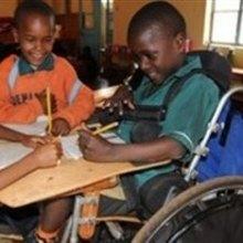 معلول - گزارش دیده بان حقوق بشر از محرومیت تحصیل کودکان معلول در کشورهای فقیر