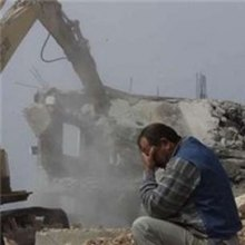 حکم تخریب خانه های فسطینی 13هزارفلسطینی دیگررا آواره خواهدکرد - فلسطین