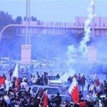 ��������-����-���������� - انقلابیون بحرینی خواستار حل بحران بدون خشونت هستند