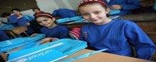 یونیسف - کودکان سوری در سال جدید تحصیلی