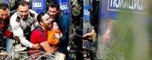 نگاهی به وضعیت پناهندگان در خاورمیانه و اروپا - refugee-border