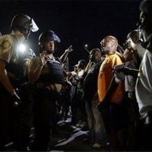 پلیس-آمریکا - بازداشت 70 نفر از معترضان تبعیض نژادی در آمریکا