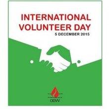 گرامیداشت روز بین المللی داوطلب - روز داوطلب