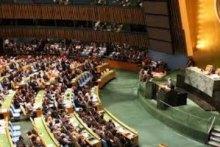 سازمان-ملل - 157 کشور جهان خواستار پیوستن رژیم صهیونیستی به 'ان پی تی' شدند