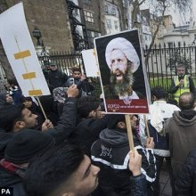 ��������������-���������� - نگرانی جامعه بین المللی از سیاست سرکوب و خشونت عربستان