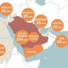 ����������-�������� - جرایم جنگی عربستان در یمن با استفاده از بمب خوشه ای