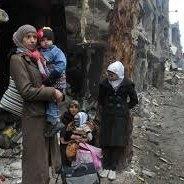 غیرنظامیان - اوضاع انسانی در مناطق تحت کنترل آمریکا در سوریه بحرانی است