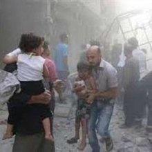 عفو-بین-الملل - نگرانی شدید صلیبسرخ و عفو بینالملل درباره ساکنان حلب