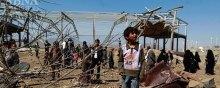 نقض-حقوق-بشر - حمله به بازار صنعا و حقوق بینالملل