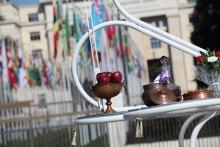 برپایی چادر فرهنگی،هنری سمن های ایرانی در ژنو به همت سازمان دفاع از قربانیان خشونت - 1-9