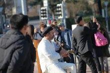 برپایی چادر فرهنگی،هنری سمن های ایرانی در ژنو به همت سازمان دفاع از قربانیان خشونت - 1-15