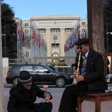 برپایی چادر فرهنگی،هنری سمن های ایرانی در ژنو به همت سازمان دفاع از قربانیان خشونت - 2