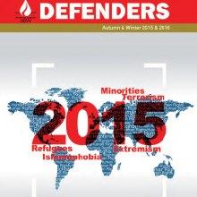 نشریه مدافعان پاییز 2015 زمستان و 2016 - d2016