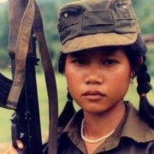 گزارشی از زندگی تلخ کودکان سرباز - کودک