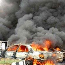 عراق - بمب گذاری بغداد توسط داعش: جرایم علیه بشریت