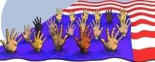 - رویکرد دوگانه آمریکا در برخورد با ناقضان حقوقبشر