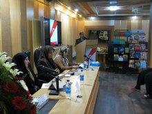 ��������-����-����������������-���������� - نشست راه کارهای پیشگیری و درمان خشونت علیه زنان برگزار شد